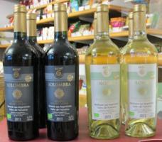 Solombra Wein Fair Gepa