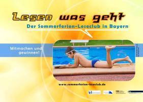 B�cherei  - Sommerferienleseclub 2016