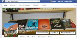 B�cherei  - FB-Seite