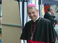 Der Bamberger Erzbischof Dr. Ludwig Schick