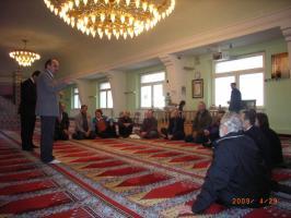 Besuch der DITIB Moschee in F�rth