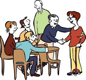 Gruppen kennenlernen erwachsene
