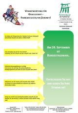 Aufruf zur Bundestagswahl 2017