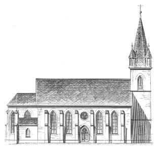 kirche wunderburg bamberg