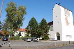 Kirche St. Georg Aussen