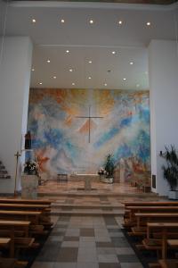 Kirche St. Georg: Altarraum