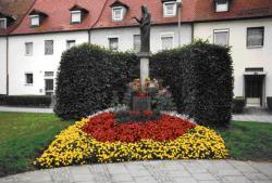 Annastatue an der Pödeldorfer Straße