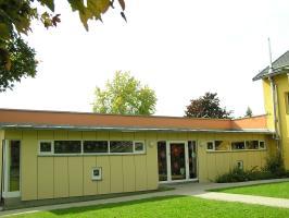 Kindergarten St. Sebastian - Außenansicht oben 4 -