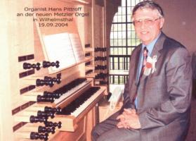 Organist Pittroff