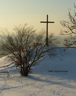 Rodenstein im Winter