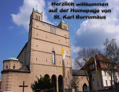 Titelbild Startseite St. Karl Borromäus Nürnberg