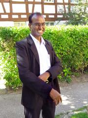 Pfarrer Solomon Sahayaraj