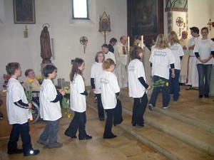 60. Geburtstag von Pfarrer Löhr