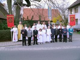 Erstkommunion 2005