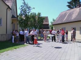 50 Jahre Ministranten Poxdorf
