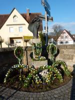Osterbrunnen Poxdorf