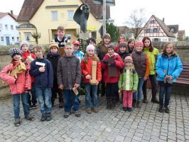 Die Poxdorfer Klepperer 2012