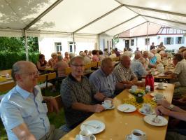 Sommerfest der Senioren 2013