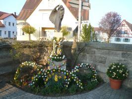 Osterbrunnen 2009