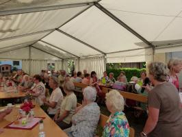 Sommerfest der Senioren