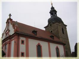 Kirche au�en