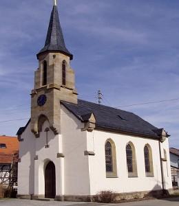 Kapelle Oberoberndorf