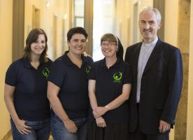 Team 'Berufe der Kirche'