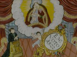 Die Segenszeichen Gottes   Jesus und Maria