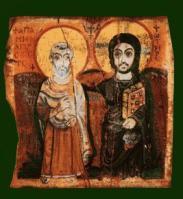 Jesus und sein Freund