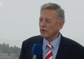 Abi Primor ehem. Botschafter Israels in Deutschland