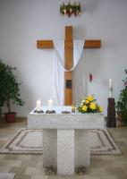 Filialkirche »Maria Königin des Friedens« in Rödlas