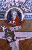 Dreifaltigkeitssonntag (C) 'Er hat uns Erbarmen geschenkt' (Intr.) engl. Buchmalerei. 15. Jh