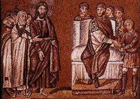 Mosaik 6. Jht. Ravenna