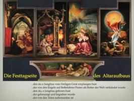 Festtagseite: Von der Verkündigung zur Auferstehung