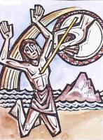 Von Gott besiegelt (Offb 7,4) mod. Holzschnitt.jpg