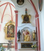 Tod und Auferstehung - Joachim und Anna Selbdritt