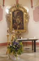 Heilig Grab Kapelle - eine österliche Kirche