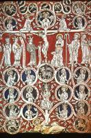 DBH-89/12 2. Adventssonntag (A) Aus Isai wächst ein Reis hervor (Jes 11,1) Buchmalerei, um 1345.jpg