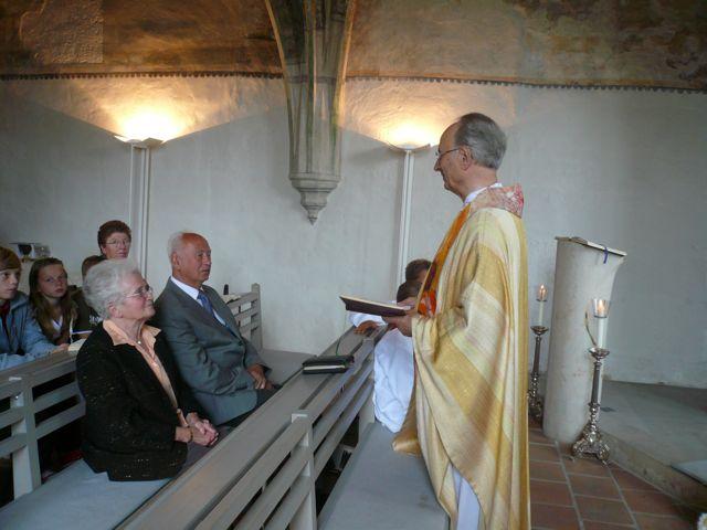 Edeltraud und Gregor Forster feierten Goldene Hochzeit