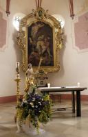 Am Kirchweihfest der Heilig Grab Kapelle 13.Mai 2007   'Heil uns Heil, Halleluja! Im Triumpf steht Jesus da! Seht, seht sein Heilig Grab ist leer, ewig Ruhm ihm, ewig Ehr!'
