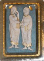 Maria und Elisabeth - Zwei schwangere Frauen - in St. Johannes d.T. GRoßenbuch Pfarrei St. Michae /St.Augustius Neunkirchen a.Br.