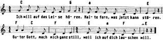 Lied aus der Kinderbibelwoche