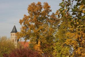 St. Michael im Herbst