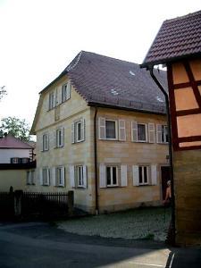 Elternhaus in Burgellern