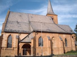 Pfarr- und Taufkirche in Scheßlitz