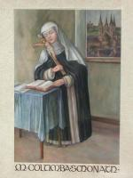 Betende Columba (Künstler unbekannt)