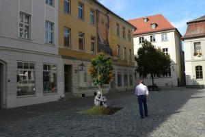 Künstlerbegegnung Ansbach