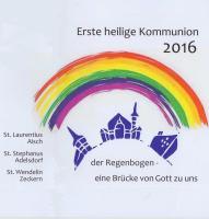 Der Regenbogen - eine Br�cke von Gott zu uns