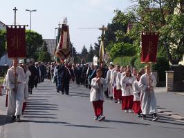 Fronleichnam St. Stephanus 2016