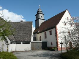 Kirchenbild Ludwigschorgast